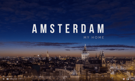 Timelapse video d'Amsterdam