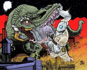 atomic_robo_vs_king_zilla_by_fbwash-d2ctmlh