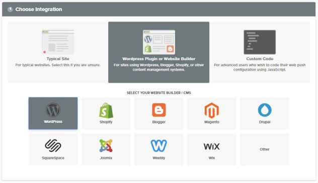 How to add Push Notification in WordPress