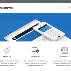 GeneratePress WordPress Theme - WordPress ke liye Best Free Theme