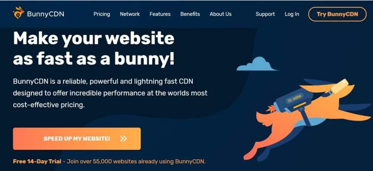 BunnyCDN Service