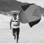 Paraquedas para Treino de Velocidade