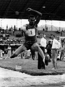 Atletismo venezolano - Anoldo Devonish