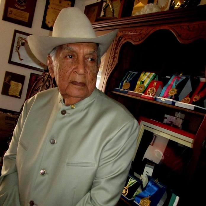 Maestro Juan Vicente Torrealba