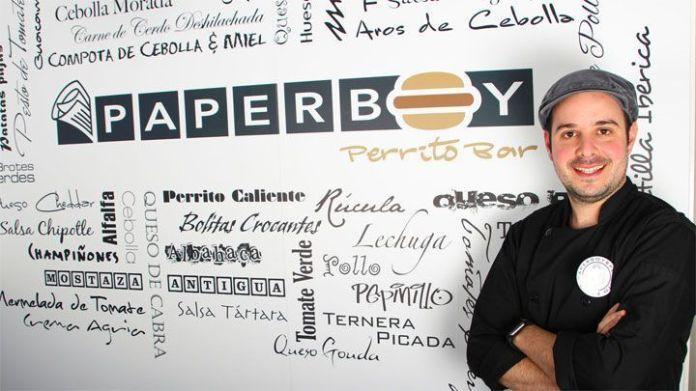 Alfonso Bortone - Paper Boy
