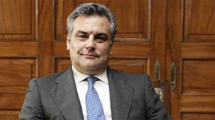 Jesús Silva, nuevo embajador de España en Venezuela