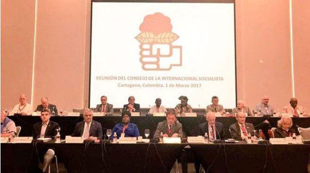 Internacional Socialista condena violación DDHH Venezuela