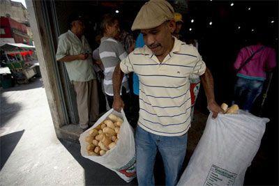 La guerra de Maduro contra los panaderos