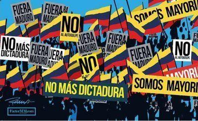 Venezuela, el  miedo no es eterno