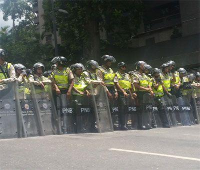20/A - La heroica resistencia ante el terror del gobierno de Maduro