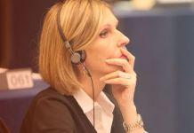 la eurodiputada que cruje al chavismo, por Carlos Moreno