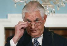 La diplomacia de Tillerson en Venezuela