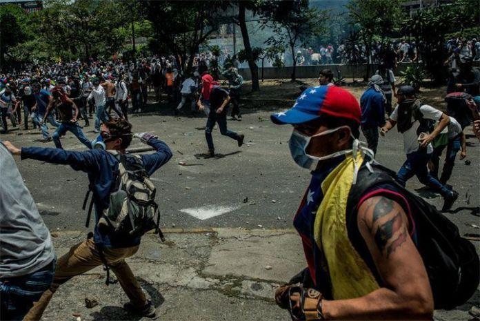 La represión ya no encierra a los venezolanos en sus casas