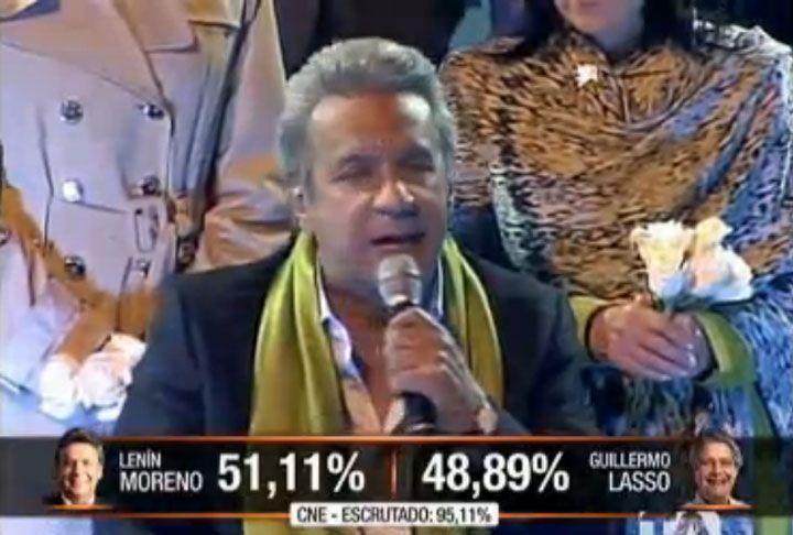 Empate técnico en Ecuador - Decidirá la votación en el exterior