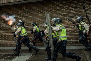 Violencia y represión