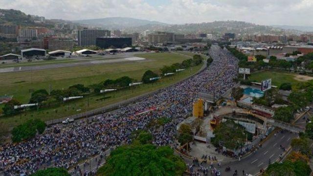 """Luis Almagro - Hay una """"dictadura"""" en Venezuela"""