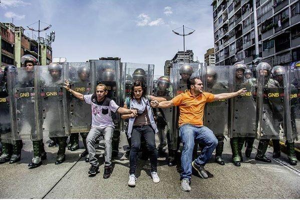 Maduro, tu cara no me suena
