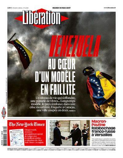 Libération - Ese país que se cae a pedazos
