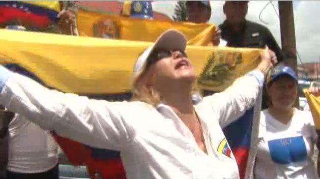 Venezolanos en Trinidad