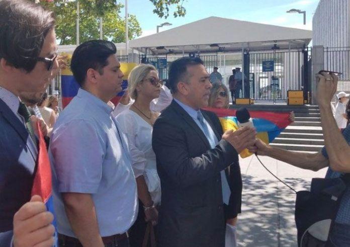 Embargo de armas a Venezuela exigen a la ONU