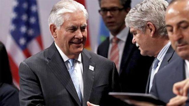 """EEUU pide a España (y a Europa) """"elevar la presión"""" contra Maduro"""