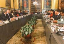 17 países evalúan en Lima acciones sobre Venezuela
