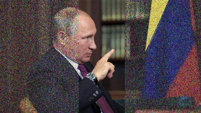 Los rusos expolian al país..., y los amamos
