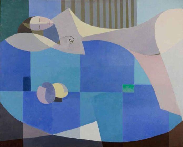 Los ritmos visuales de Armando Barrios, en Madrid