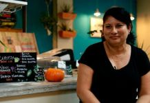 Ginette González del Manjar del Conuco