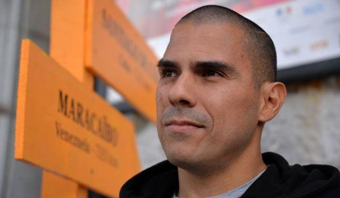 Premio en Biarritz: El abrazo que Gustavo Rondón esperaba