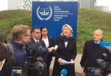 Orden de captura contra Maduro pidió Luis Ortega Díaz en La Haya