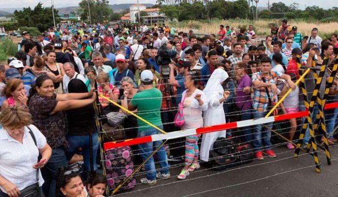 Migración en Emergencia: Éxodo masivo de personas vulnerables