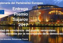 Julio Borges y Antonio Ledezma recibirán el Premio Sájarov 2017