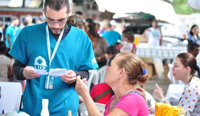 Brigada médica zuliana convertida en puente humanitario