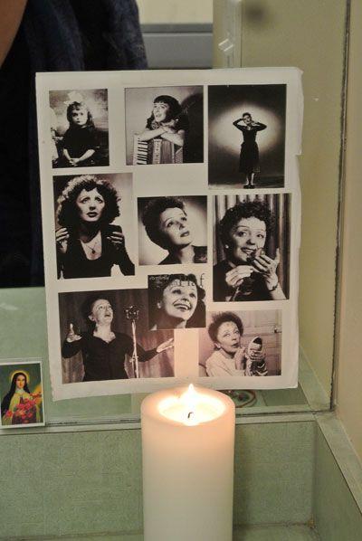 Voz y delirio de Mariaca Piaf Semprún