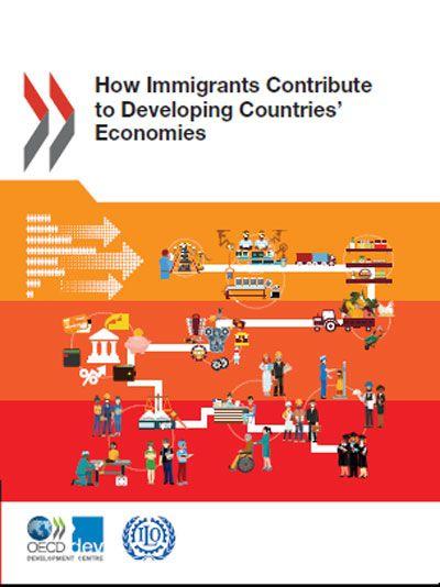 Cómo maximizar la contribución de los inmigrantes en los países de acogida