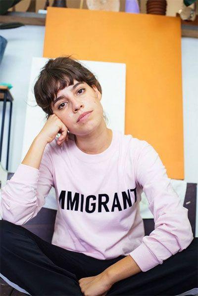 Nadia Hernández ilumina en Sídney el lienzo más grande y diverso del mundo