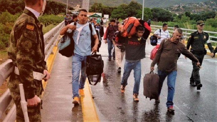 Colombiano, venezolano, o ambos a la vez