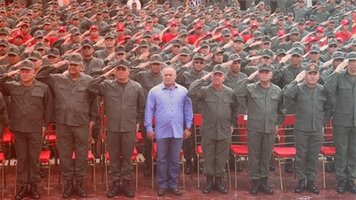 El Estado Cuartel en Venezuela (Prólogo)