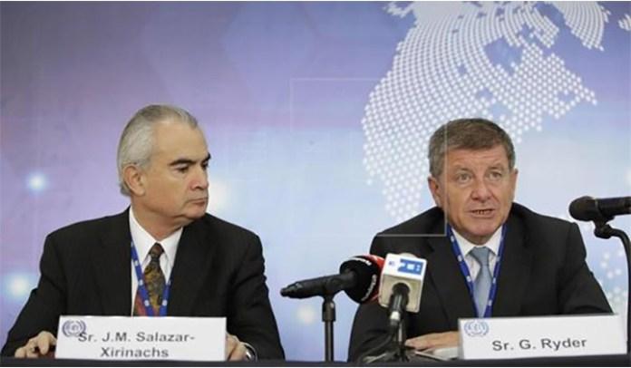 OIT pide permiso para examinar grave situación laboral de Venezuela