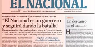 En España no se habla de cierres de periódicos