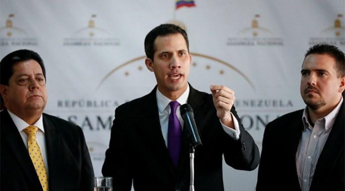 Maduro usurpador, declara la Asamblea Nacional