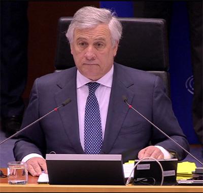 Parlamento Europeo reconoce a Guaidó