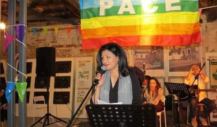 La venezolana de Milán que funda solidaridades