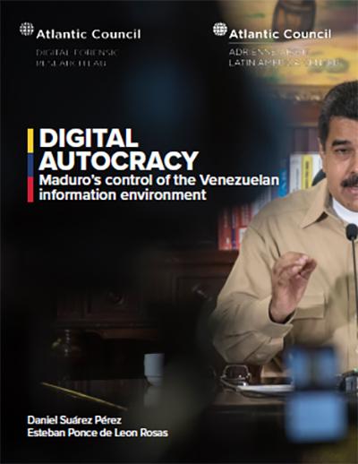 Autocracia digital en Venezuela