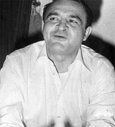 Poeta Alí Lameda