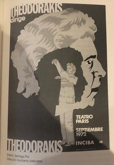 Theodorakis en Caracas