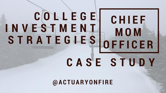 College saving investment strategies