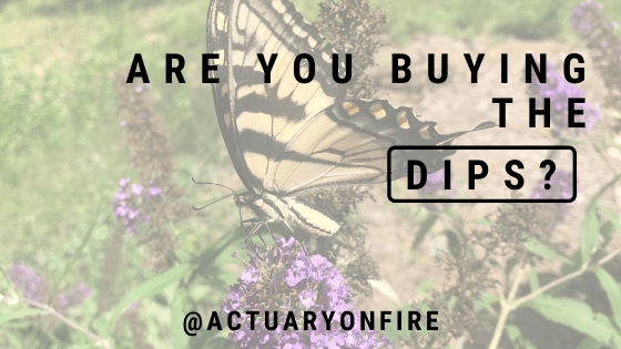buying the dips