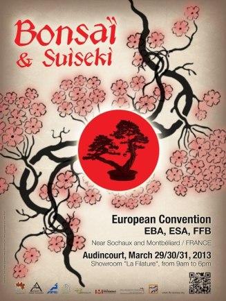 EUROPEAN BONSAI CONVENTION, EBA, ESA, FFB